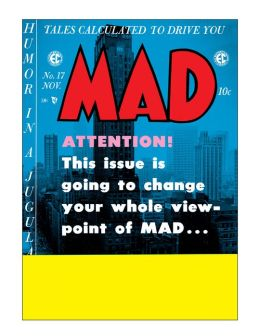 Mad Magazine #17 (NOOK Comic with Zoom View)