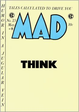 Mad Magazine #23 (NOOK Comic with Zoom View)