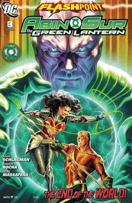 Flashpoint: Abin Sur, The Green Lantern #3 (NOOK Comic with Zoom View)