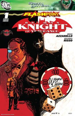 Flashpoint: Batman Knight of Vengeance #1 (NOOK Comic with Zoom View)