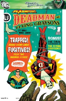 Flashpoint: Deadman and the Flying Graysons #1 (NOOK Comic with Zoom View)