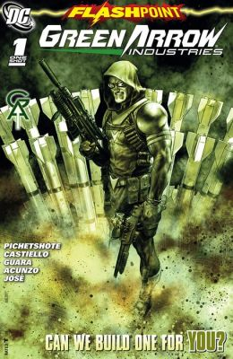 Flashpoint: Green Arrow Industries #1 (NOOK Comic with Zoom View)