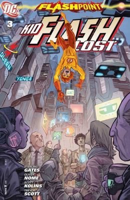 Flashpoint: Kid Flash Lost #3 (NOOK Comic with Zoom View)