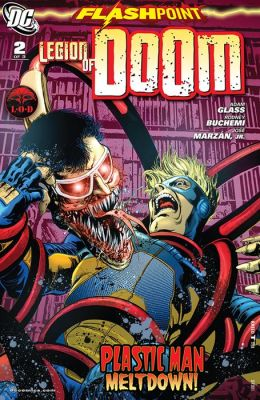Flashpoint: Legion of Doom #2 (NOOK Comic with Zoom View)