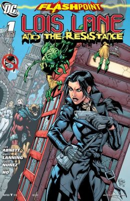 Flashpoint: Lois Lane and the Resistance #1 (NOOK Comic with Zoom View)