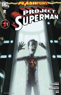 Flashpoint: Project Superman #2 (NOOK Comic with Zoom View)