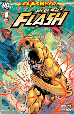 Flashpoint: Reverse Flash #1 (NOOK Comic with Zoom View)