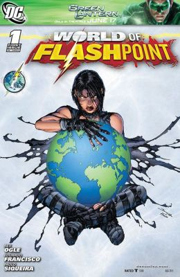 Flashpoint: The World of Flashpoint #1 (NOOK Comic with Zoom View)