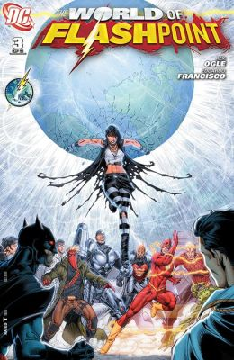 Flashpoint: The World of Flashpoint #3 (NOOK Comic with Zoom View)