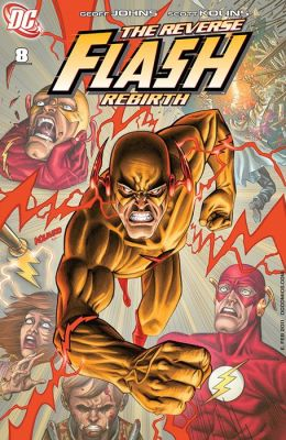 The Flash #8 (2010-2011) (NOOK Comic with Zoom View)