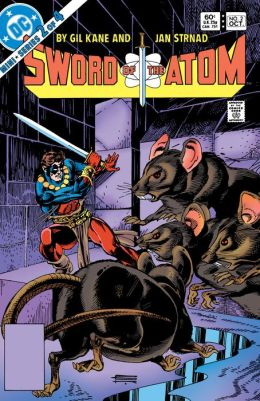 Sword of the Atom #2 (1983) (NOOK Comic with Zoom View)
