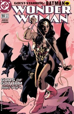 Wonder Woman #166 (1987-2006) (NOOK Comic with Zoom View)
