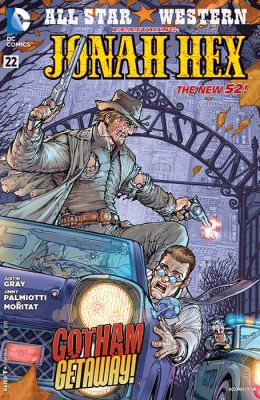 All Star Western #22 (2011- ) (NOOK Comic with Zoom View)
