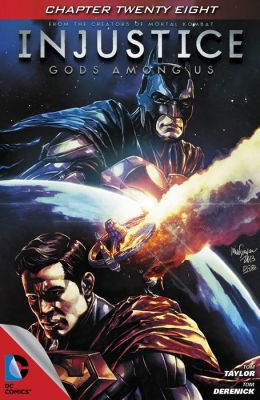 Injustice: Gods Among Us #28 (NOOK Comic with Zoom View)