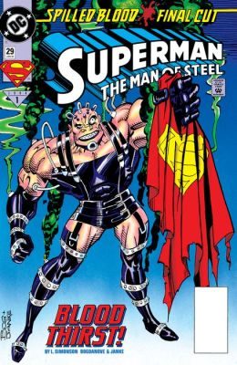 Superman: The Man of Steel #29 (1991-2003) (NOOK Comic with Zoom View)