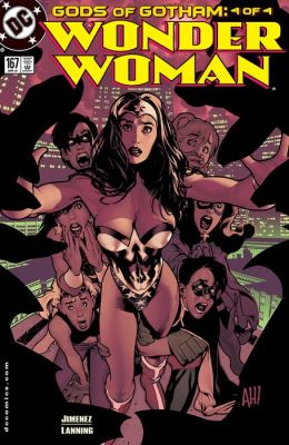Wonder Woman #167 (1987-2006) (NOOK Comic with Zoom View)