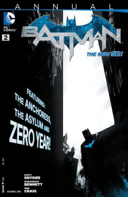 Batman (2011- ) Annual #2 (NOOK Comic with Zoom View)