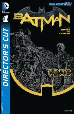 Batman Zero Year Director's Cut #1 (NOOK Comic with Zoom View)