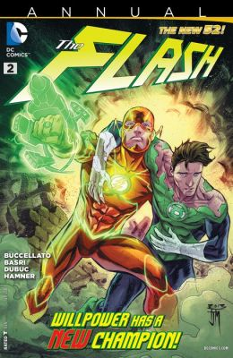 The Flash (2011- ) Annual #2 (NOOK Comic with Zoom View)