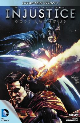 Injustice: Gods Among Us #30 (NOOK Comic with Zoom View)