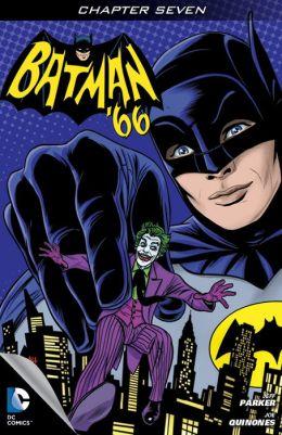 Batman '66 #7 (NOOK Comic with Zoom View)