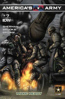 America's Army #7 - Make Ready