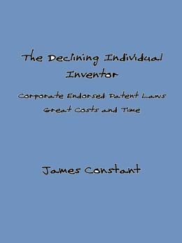 The Declining Individual Inventor