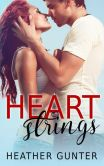 Book Cover Image. Title: Heartstrings, Author: Heather Gunter