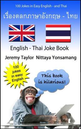 English Thai Joke Book