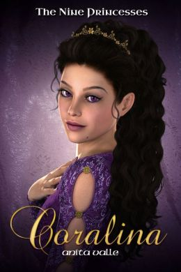 Coralina (The Nine Princesses Novellas - Book 2)