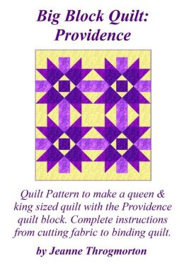 Big Block Quilt: Providence