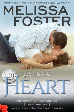 Lovers At Heart (Love in Bloom: The Bradens #1)