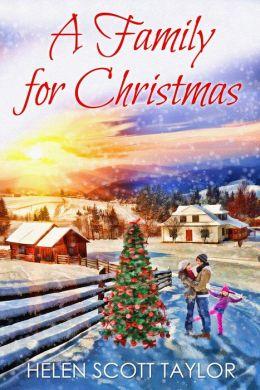 A Family for Christmas (Contemporary Romance Novella)