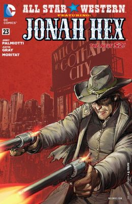 All Star Western #23 (2011- ) (NOOK Comic with Zoom View)