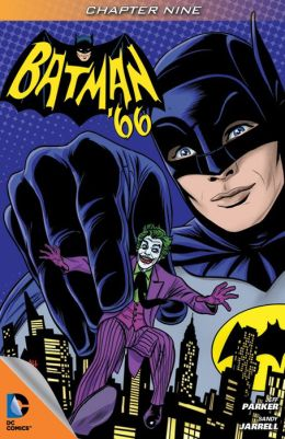 Batman '66 #9 (NOOK Comic with Zoom View)