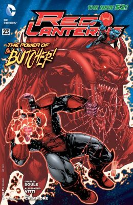 Red Lanterns #23 (2011- ) (NOOK Comic with Zoom View)