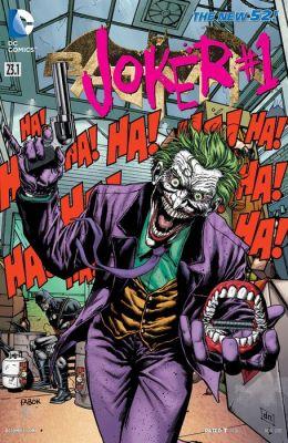 Batman feat Joker (2013-) #23.1 (NOOK Comic with Zoom View)