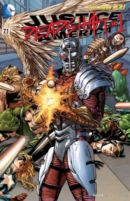 Justice League of America feat Deadshot (2013-) #7.1 (NOOK Comic with Zoom View)