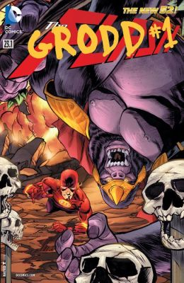 The Flash (2011- ) Featuring Grodd #23.1 (NOOK Comic with Zoom View)