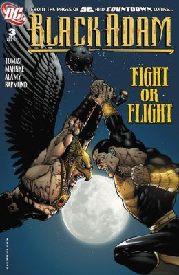 Black Adam #3 (NOOK Comic with Zoom View)