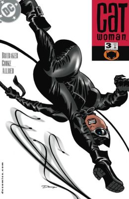Catwoman #3 (2002-2010) (NOOK Comic with Zoom View)