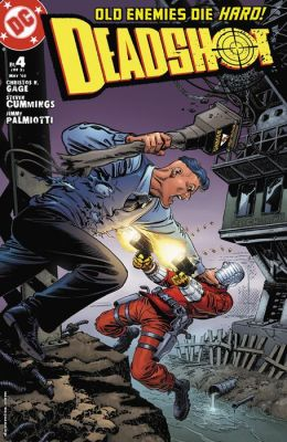 Deadshot #4 (2005) (NOOK Comic with Zoom View)