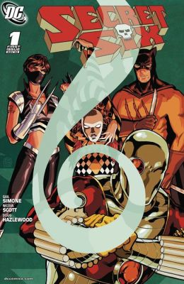 Secret Six #1 (2008-2011) (NOOK Comic with Zoom View)