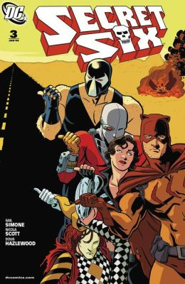 Secret Six #3 (2008-2011) (NOOK Comic with Zoom View)