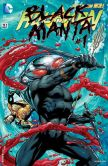 Book Cover Image. Title: Aquaman feat Black Manta (2013-) #23.1 (NOOK Comic with Zoom View), Author: Geoff Johns