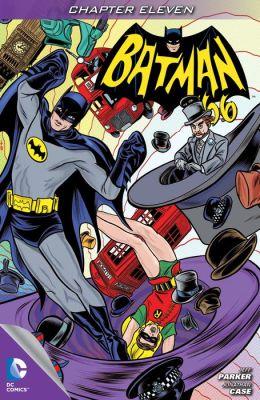 Batman '66 #11 (NOOK Comic with Zoom View)
