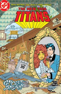 New Teen Titans (1984-1988) #12 (NOOK Comic with Zoom View)