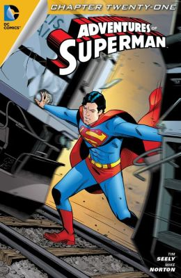 Adventures of Superman (2013- ) #21 (NOOK Comic with Zoom View)