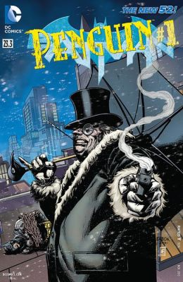 Batman feat Penguin (2013-) #23.3 (NOOK Comic with Zoom View)
