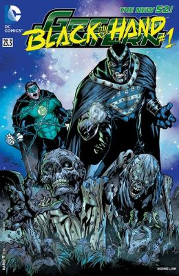 Green Lantern feat Black Hand (2011-) #23.3 (NOOK Comic with Zoom View)
